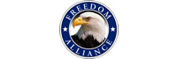 Freedom Alliance supporter